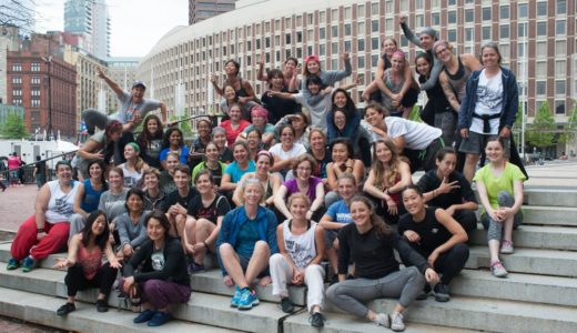 【NAWG2017】北アメリカ最大規模の女性限定パルクールイベント参加レポート【2日目】
