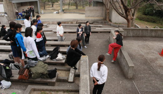 【11月19日】女性限定パルクール練習会 in 大阪 【レポート】