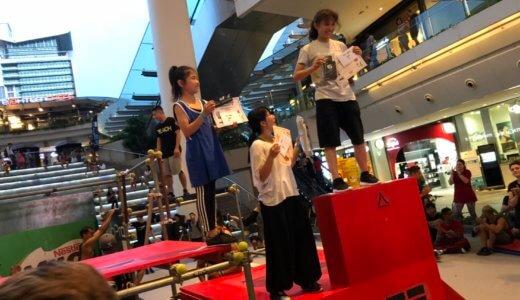 【速報】日本女子がアジア・パルクール・チャンピオンシップのスタイル部門で表彰台を独占